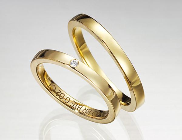 Las alianzas serán siempre el recordatorio de vuestra boda. Foto: Germán Joyero
