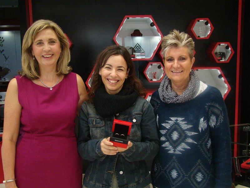 Bea Morillas ganadora del Concurso