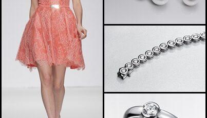 pulsera, anillo, pendientes