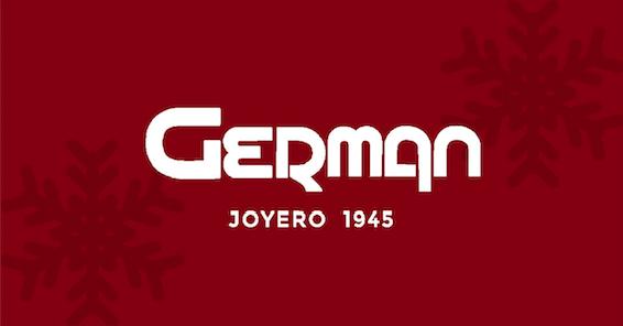 Logo german joyero
