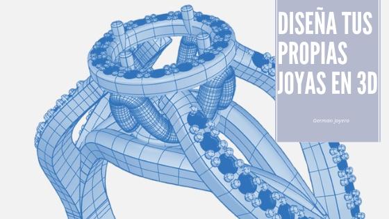 diseñas tus joya personalizada