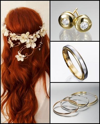 Las joyas ideales para la novia boho chic