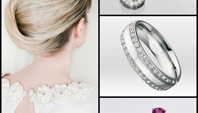 Las joyas perfectas para la novia más sofisticada