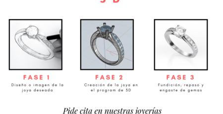 anillos solitarios personalizados