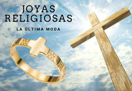 joyas religiosas diferentes